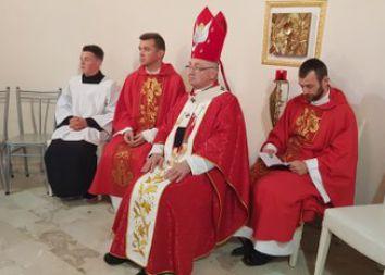 Bilaj: dzień sakramentów